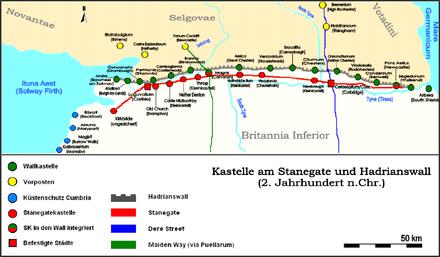 Kastelle_SK_und_Hadrianswall_2._Jhdt.