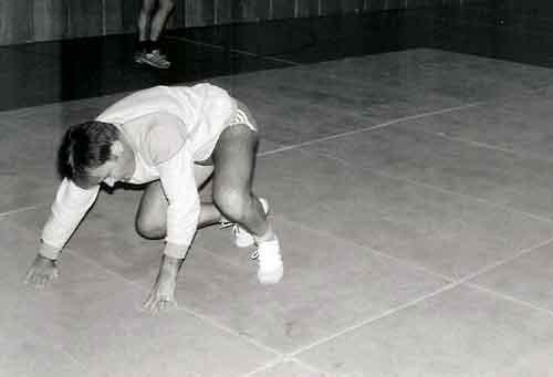 Armin-1990-beim-Sport