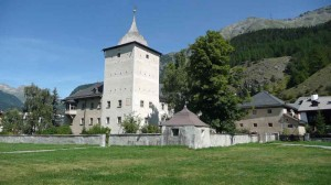 Schloss Planta-Wildenberg Zernez