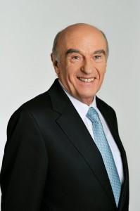 Bundesrat Hans-Rudolf Merz