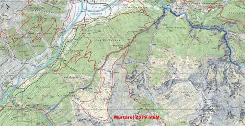 Murtaröl - 2579 müM