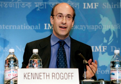 Kenneth Rogoff
