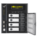 4 Hitachi 2 TB Hotswap Festplatten
