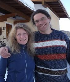 Kathrin und Andreas