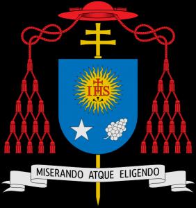 Wappen von Jorge Mario Bergoglio