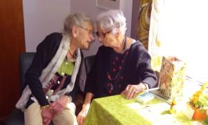 Ida und Hulda