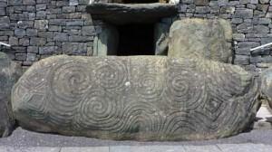 Newgrange-Stein