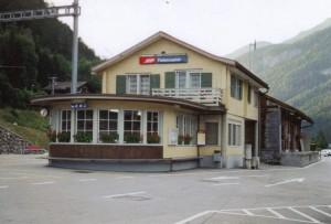 Bahnhof Tiefencastel