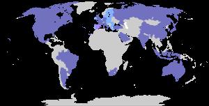 G20 Mitglieds-Länder