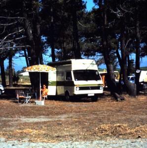 Camping Aleria 1985