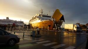 Korsika Fähre Regina