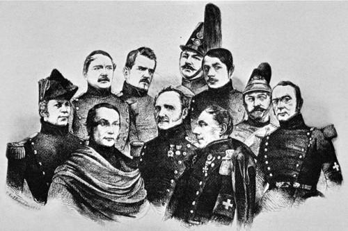 Generalstab_Sonderbundskrieg