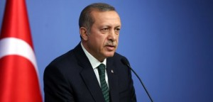 Minister Recep Tayyip Erdogan