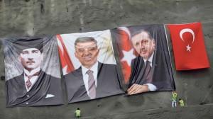 Atatürk Gül Erdogan