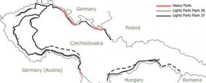 tschechoslovakischer Wall