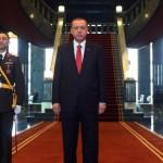 Präsidend Erdogan und sein Palast 2014