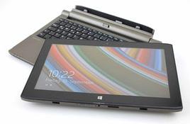 Tablett mit Tastatur1