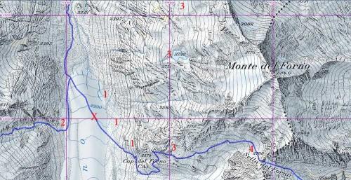 Forno-Karte