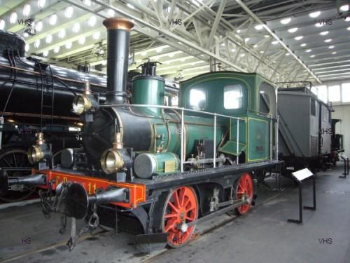 Lokomotive Typ E2/2