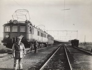 Malmabanan vor 1950