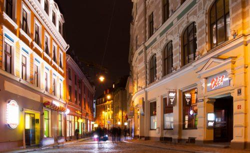 Riga-Bei-Nacht